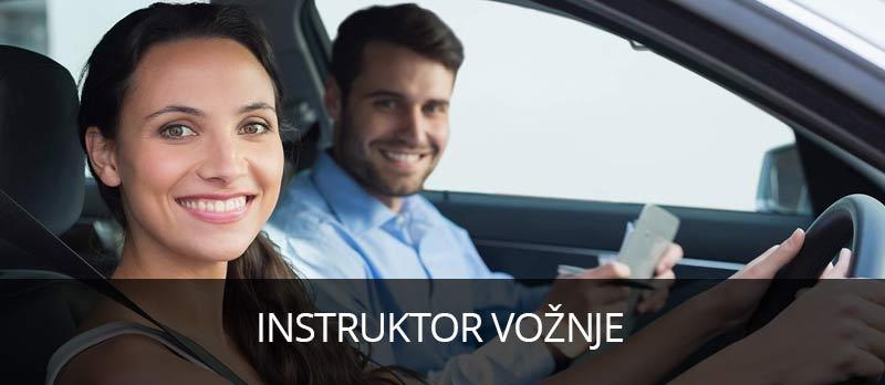 instruktor voznje
