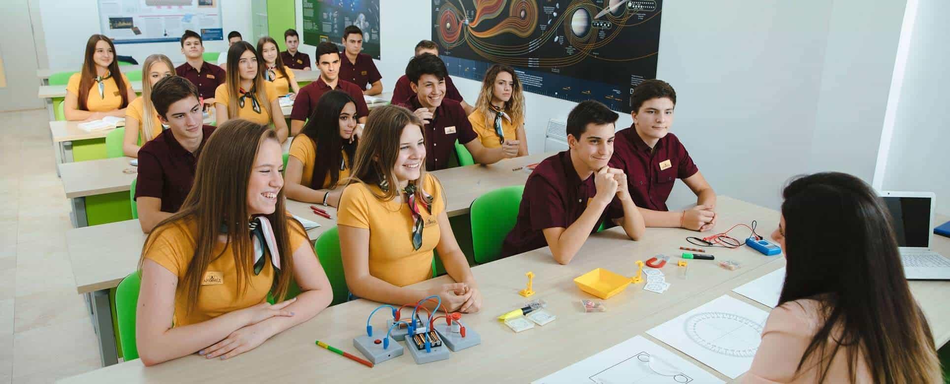 Arhimed - Srednja škola i gimnazija