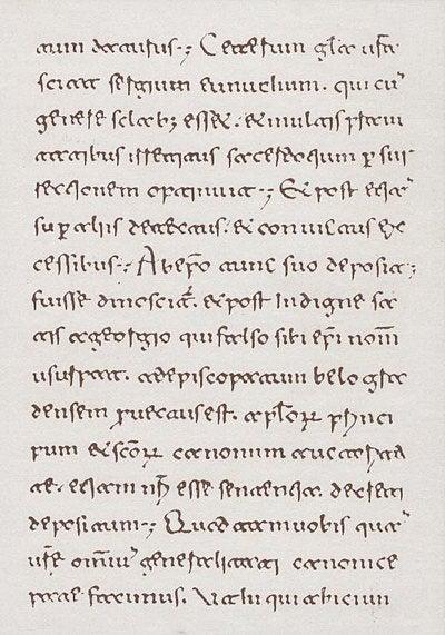 Pismo pape