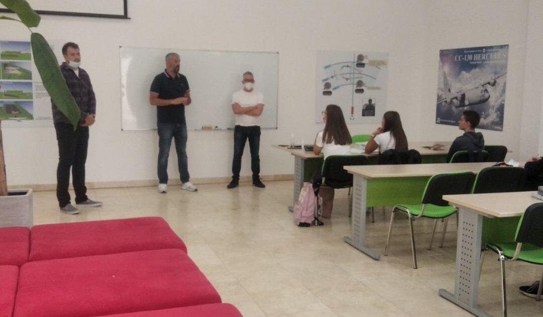 Fizioterapetski tehničari Srednje škole Arhimed